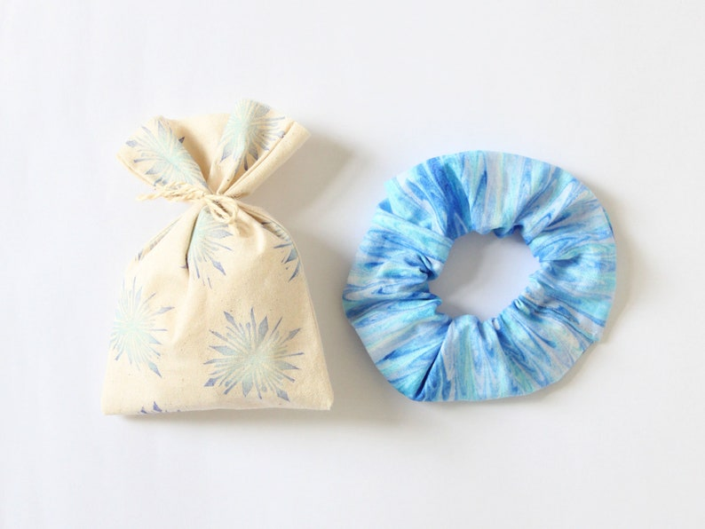SNOW FLAKE Party Bags  Snow flake lolly bags snowflake image 0