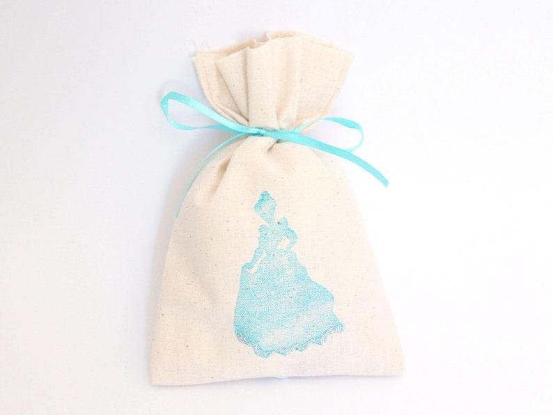 PRINCESS Party Favour Bags Princess party favour bags image 0