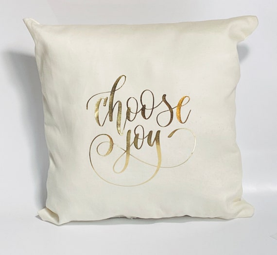 Personalized  Holiday Throw Pillowcase, Decorative Pillow Cover with Hidden Zipper  - Unique Housewarming Gift