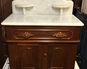 Antique Wash Stand Etsy