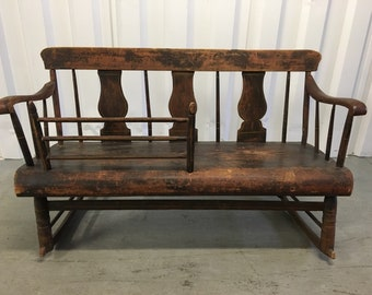 Magnificent Hitchcock Furniture Etsy Ocoug Best Dining Table And Chair Ideas Images Ocougorg