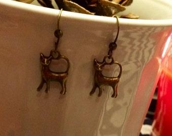 Pretty Kitty Earrings