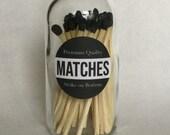B W Match Bottle 50 match sticks