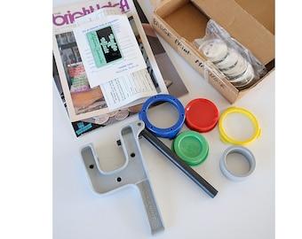 Diy button maker kit | Etsy
