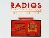 BOOK 1987 RADIOS Golden Age Philip Collins Stereo Western Electric Music Sound Record Vinyl Tube Amp AUDIOPHILE Eames Herman Miller Guide