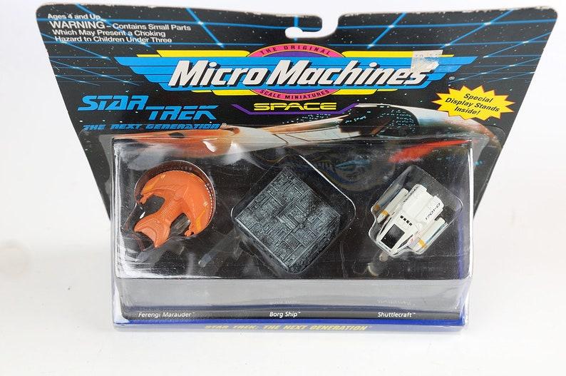 STAR TREK MICRO MACHINES FERENGI MARAUDER