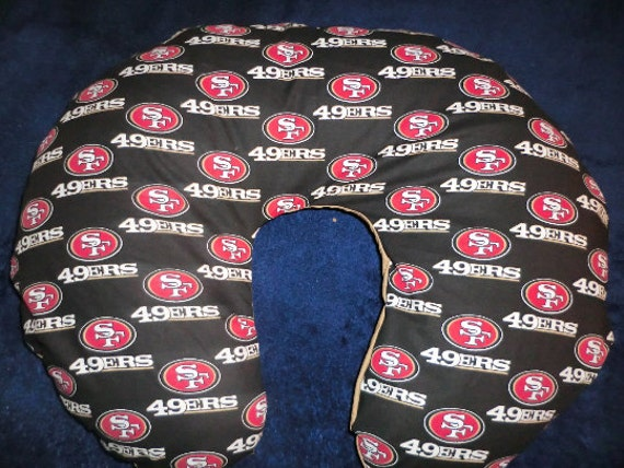 San Francisco 49ers Baby Car Seat Canopy Cover