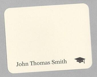 Graduation Thank You Cards - Graduation Thank You Note Cards, Graduation Cap Cards, College Graduation Cards, High School Graduation Cards