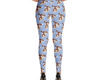 Welsh Springer Spaniel Leggings
