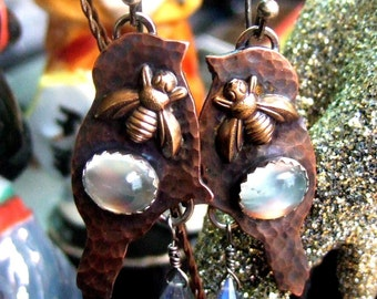 The Birds and the Bees Earrings