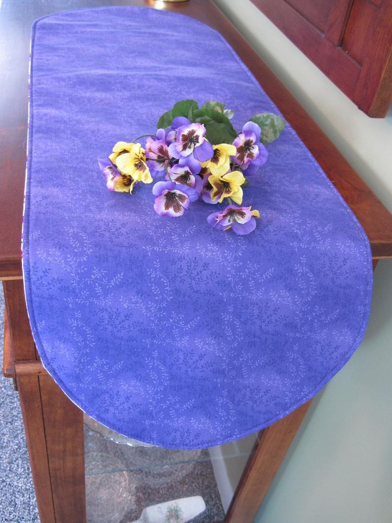 36 Purple Butterfly Table Runner Lavender Reversible Table Runner Purple And Green Table Runner Purple Bedroom Dresser Runner Purple Decor Home Living Linens Vadel Com