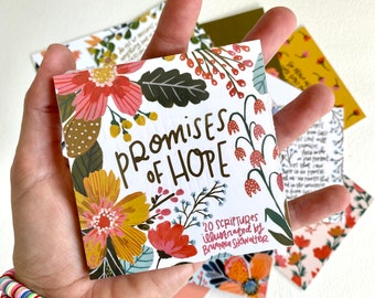 Promises of Hope Scripture Cards (set of 20)