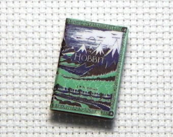 Needle Minder Miniature Book Fairy Tale Book 1 Inch