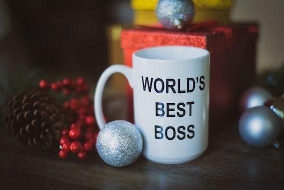 CoolTVProps The Office Michael Scott Mug World's Best Boss Mug The ...