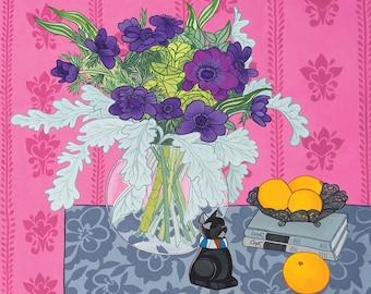 Floral Still Life Gicleé Print