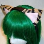 Tiger Ear Headband