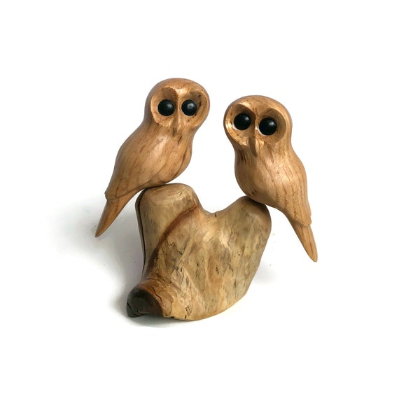 Owls, romantic gifts for him or her