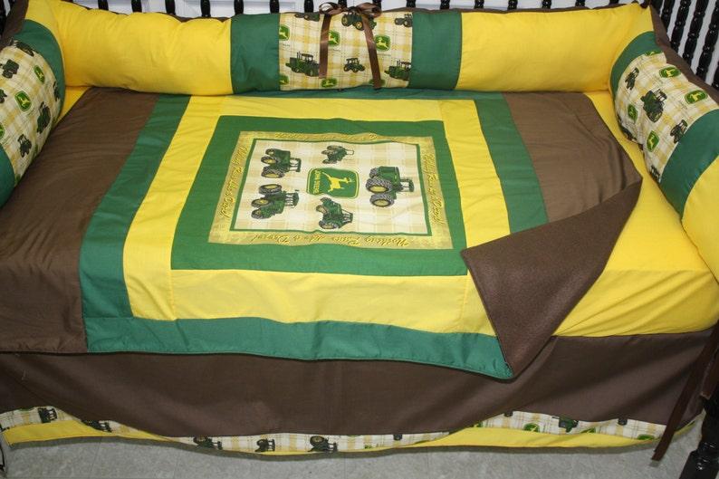 5 Stück John Deere Kinderbett Bettwäsche Kostenlose Etsy