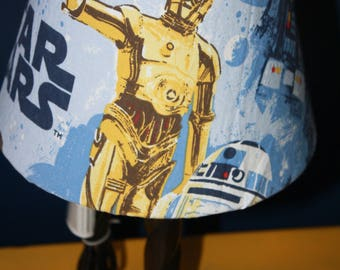 Star Wars  Lamp and shade
