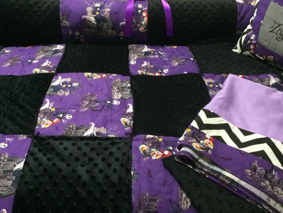 image 0 - Nightmare Before Christmas Bedding