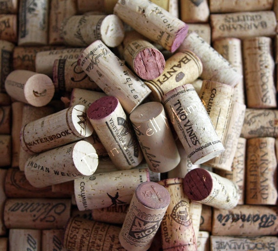 300 CRAFTS />  USED NATURAL WINE CORKS 5 200 50 25 100 MULTI LISTING