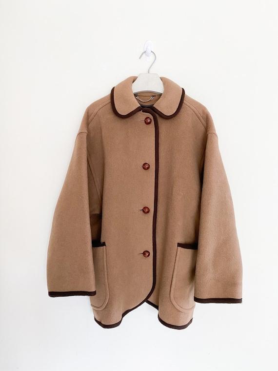 VTG Burberrys duffle coating oversized coat - image 9