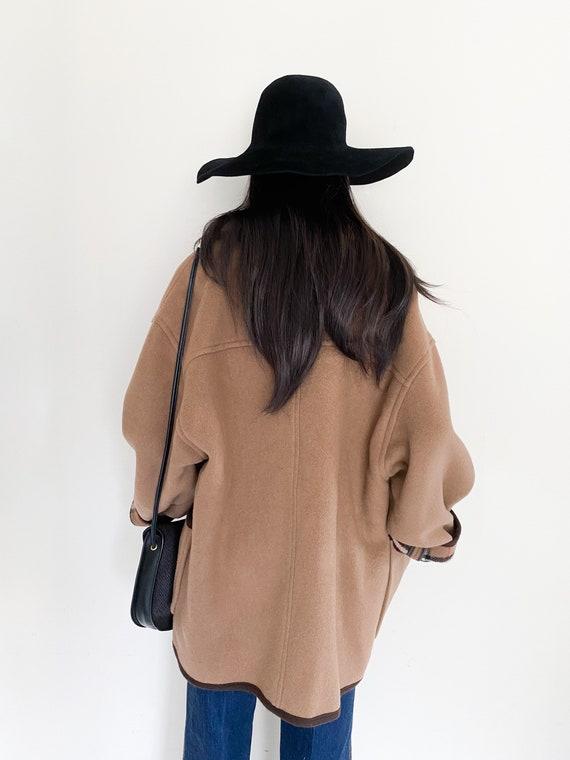VTG Burberrys duffle coating oversized coat - image 8