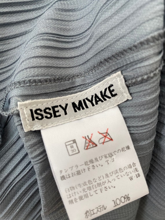Pleats Please by Issey Miyake pleated top - image 9