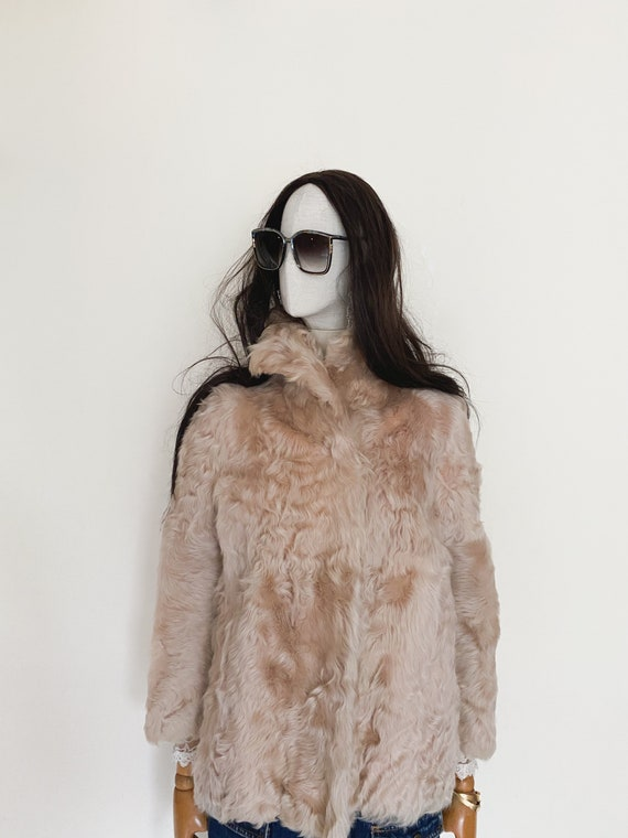 VTG 70s fur coat