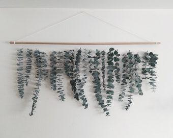 Eucalyptus Wall Hanging - Wall Hanging - Home Decor - Plant Wall Hanging - Dried Plant Hanging - Wall Decor