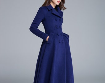 9a24e3a230440 Long wool coat
