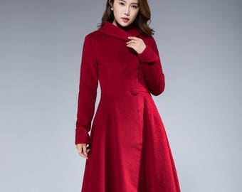 5663cc635891 Dress coat