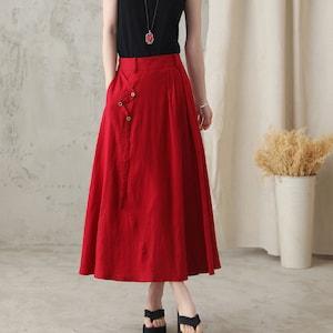 PARIS Vintage Beige Wool Skirt Womens Midi Skirt High Waisted Skirt Fall Skirt Winter Skirt Formal Skirt Medium 28 Waist M ELEGANCE S.A
