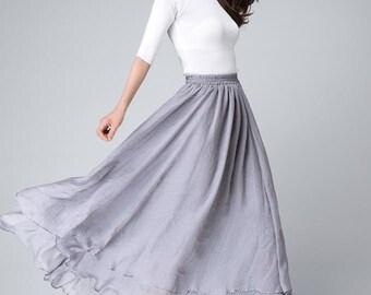 c901020ef1f High waisted skirt