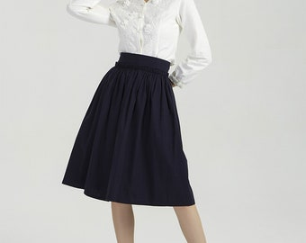 Navy blue skirt fbdc8c0c482b