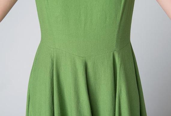 dresses clothing dress length linen dress dress 1531 dress clothing shoulder party mod linen full green maxi dress dress off women SwxUg6qF4S