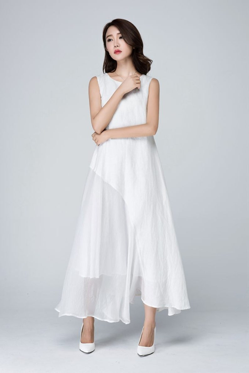 White Dresses For Plus Size Women