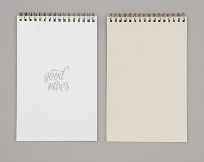 Shimmer Good Vibes Journal
