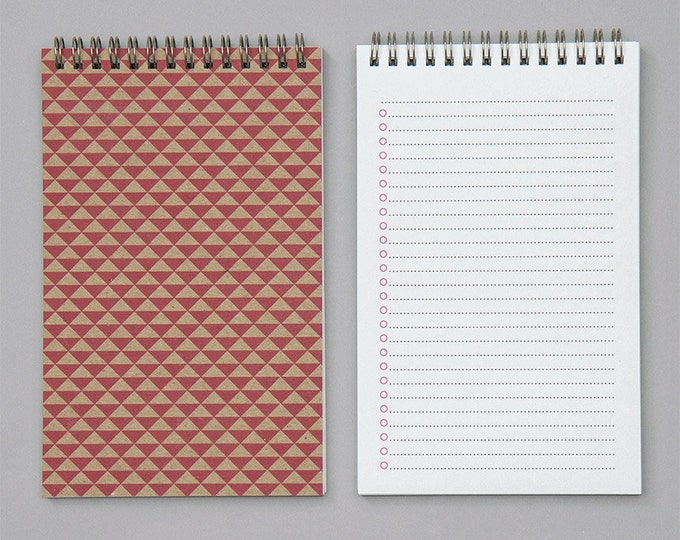 Triangles List Book - Large