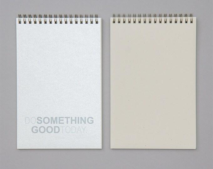 Shimmer Do Something Good Today Journal