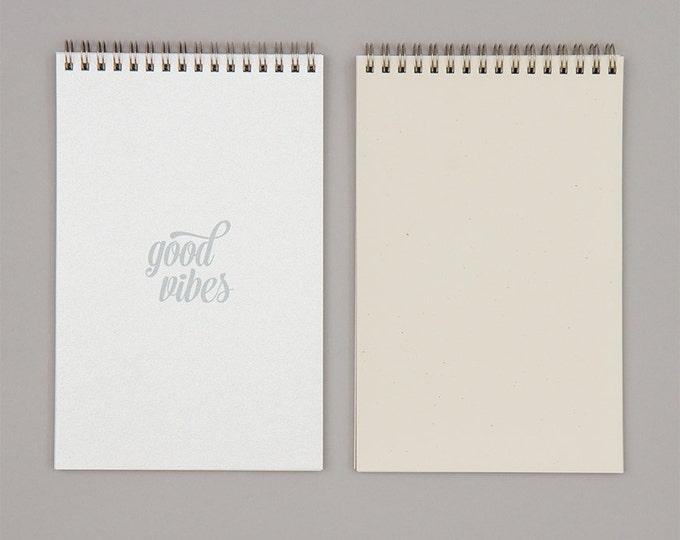 Shimmer Good Vibes Journal