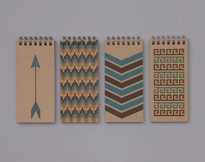 Native Summer Blue Pocket Book