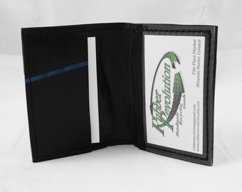 Recycled Rubber Slimfold Wallet