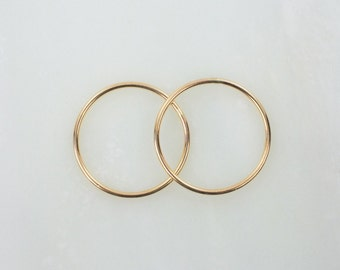 #4005230 Post 22ga .0255x.375 0.65x9.50mm 14k Gold Filled Made in USA