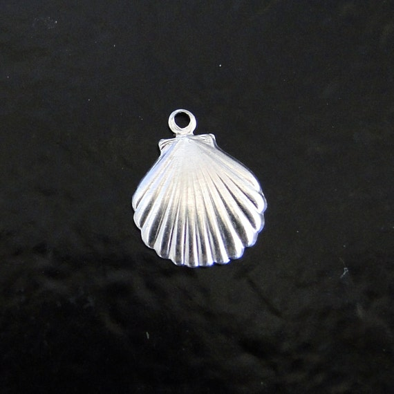 2 Sterling Silver Turtle Charms Made in USA SC15