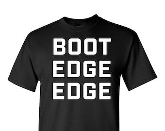 Boot Edge Edge Mayor Pete  T-shirt Sm-3XL