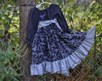 Halloween Bats Dress