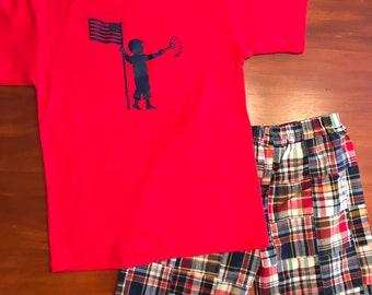 Patriotic Set, Size 10