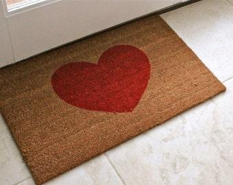 Valentine Doormat