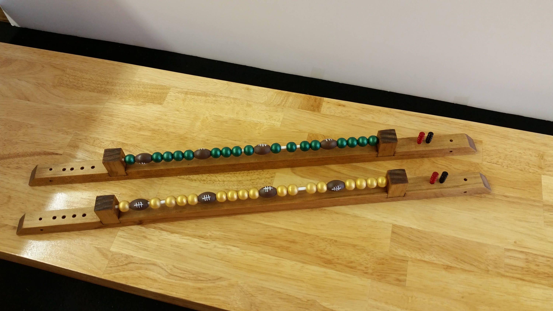 Bamboo Floor : Bamboo Flooring Shuffleboard Table